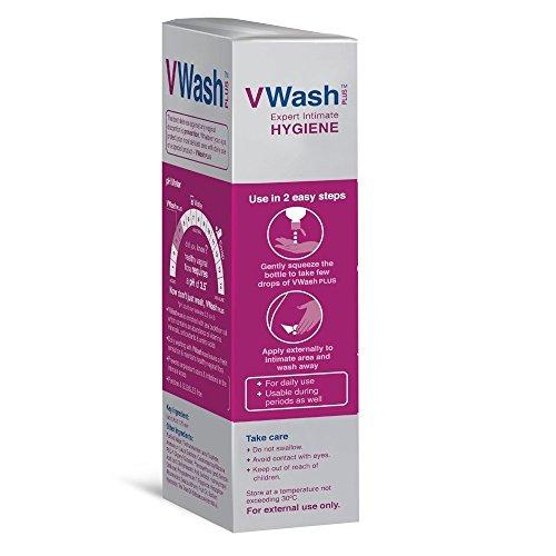 VWash Intimate Hygiene Wash (200 ml)