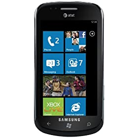 Samsung Focus Windows Phone (AT&T)