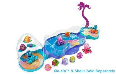Xia-Xia Rio de Trio Village Playset