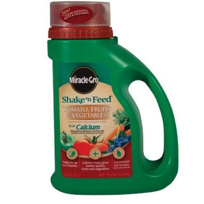Shake N Feed Calc Tom F&Vt By Scotts Miracle Gro Prod - 6 Pack