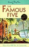 Five Go Off in a Caravan (Famous Five)