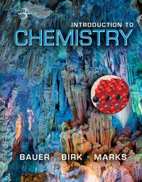 Package: Introduction to Chemistry with Connect Plus / LearnSmart Access Card