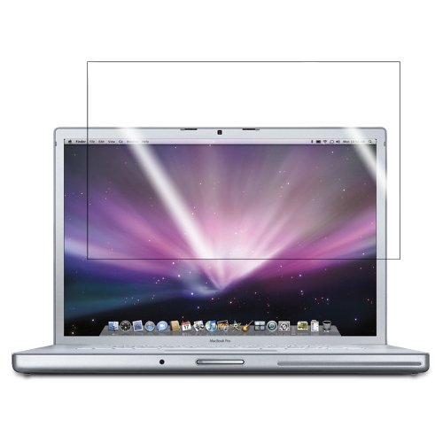 "Fosmon 15"" Clear Screen Protector For Apple Macbook Pro 15.4-Inch (Retail Packaging)"