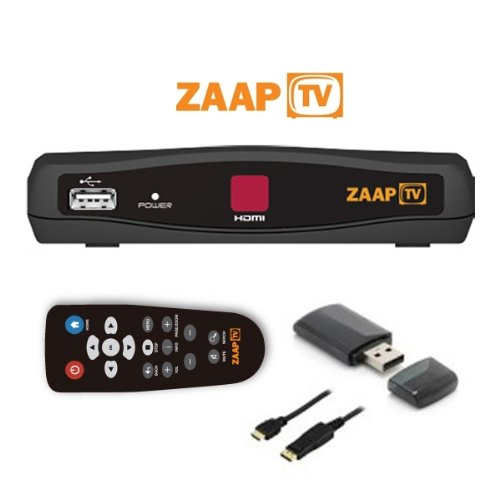 Zaap TV/Maax TV HD309N