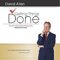 Getting Things Done Audiobook | David Allen | Audible.com.au