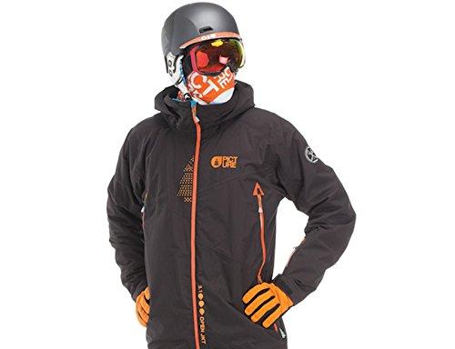 Picture Men's Open 3 Friends Ski Snowboard Jacket Black M.vt.029 Large