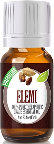 Elemi 100% Pure, Best Therapeutic Grade Essential Oil - 10ml
