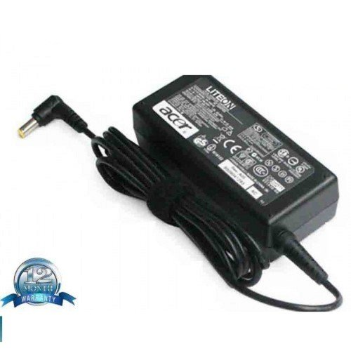 NEW ACER TRAVELMATE 5730-652G25MN 65W LAPTOP ADAPTER CHARGER