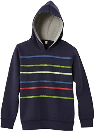 Esprit - sweat-shirt à capuche - garçon - marine - m