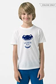 Boy's Short Sleeve Croc Graphic T-Shirt