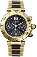 Cartier Pasha Seatimer Mens Watch W301970M from Cartier