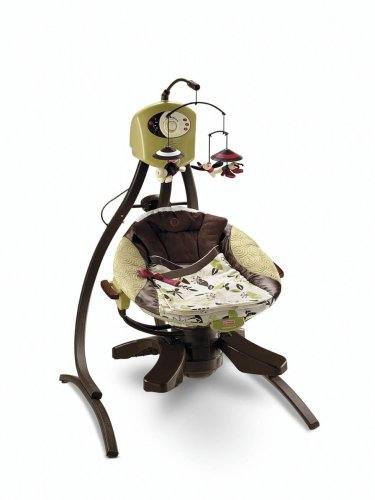 Fisher-Price Zen Collection Cradle Swing Review