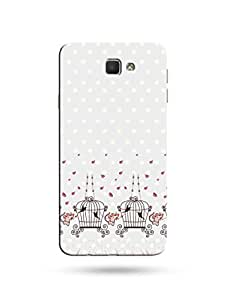 alDivo Premium Quality Printed Mobile Back Cover For Samsung Galaxy J7 Prime / Samsung Galaxy J7 Prime Printed Back Cover (KT483)