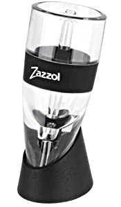 #1 Wine Aerator Decanter - Used by Sommeliers and Restaurants - The Best Wine Aerator Set... by Zazzol