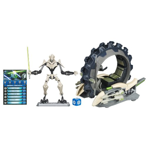with General Grievous Action Figures design
