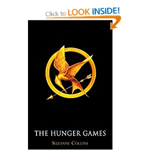 What are the features of the author's style of writing in The Hunger Games?