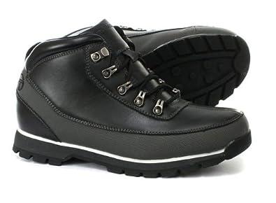 sergio tacchini hackney enfant bottes noir gris pointure 38 1 2 chaussures et sacs. Black Bedroom Furniture Sets. Home Design Ideas