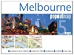 Melbourne (Popout Map) (Popout Maps)