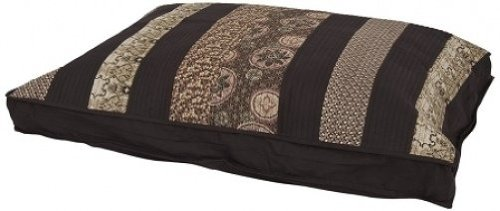 Petmate Fashion Patchwork Pet Bed, 27-Inch by 36-Inch, Rachel Pattern (Rachel Quilted Bedding compare prices)