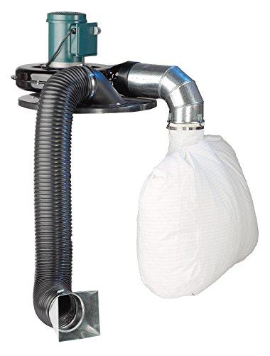 Cincinnati fan 200s t3 portable dust collector 2 hp 3450 for Portable dust collector motor blower