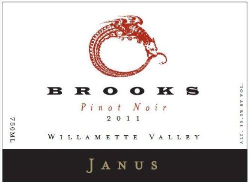 "2011 Brooks ""Janus"" Willamette Valley Pinot Noir 750 Ml"