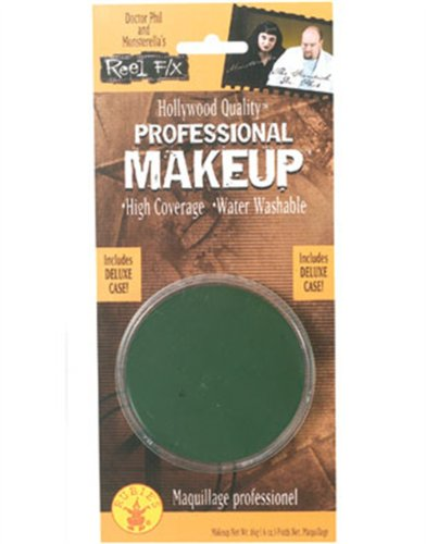 FX Large Round Makeup-Green