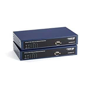 8 port t1 e1 ethernet network extender kit - Wireless extender with ethernet ports ...