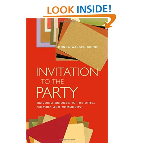 Invitation to the Party: Building Bridges to the Arts, Culture and Community