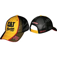 NASCAR Ryan Newman #31 CAT Racing Tri Oval Cap by Checkered Flag
