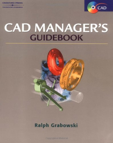 CAD Manager's Guidebook - OnWord Press - DE-0766838897 - ISBN: 0766838897 - ISBN-13: 9780766838895