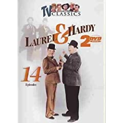 Laurel & Hardy (14 Episodes)