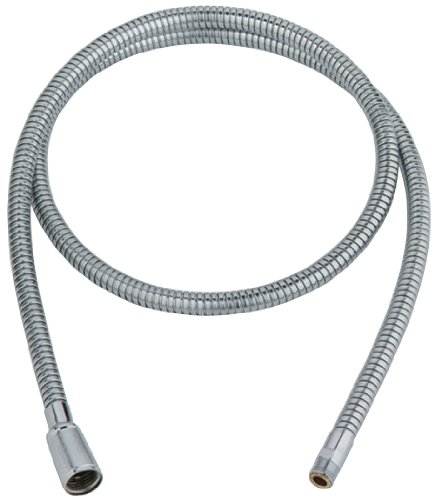 Grohe 46 092 000 Pull-Out Spray Replacement Hose, StarLight Chrome