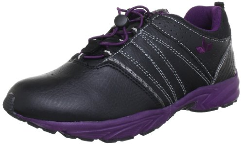 Lico Rio Outdoor Fitness Shoes Girls Black Schwarz (schwarz/lila) Size: 38/5 UK