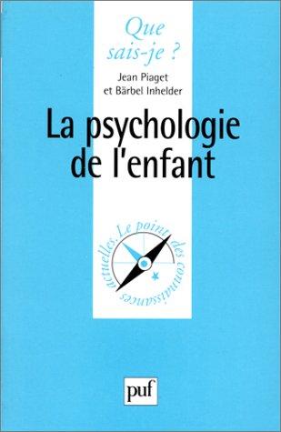 la-psychologie-de-lenfant