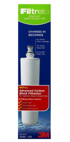 Filtrete 3US-PF01 Advanced Water Filtration Refill