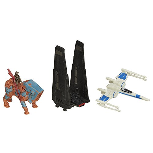 Star Wars The Force Awakens Micro Machines 3-Pack Desert Invasion - 1