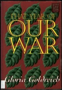 That Year of Our War [Large Print]