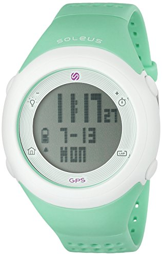 soleus-gps-fly-watch-calorie-tracker-mint-white