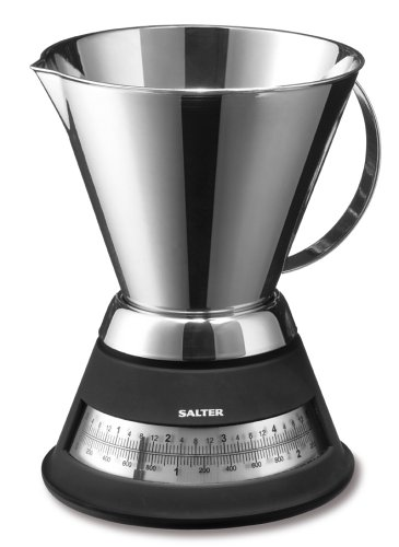 Salter 099 SSBKKR Stainless Steel Mechanical Jug Scale