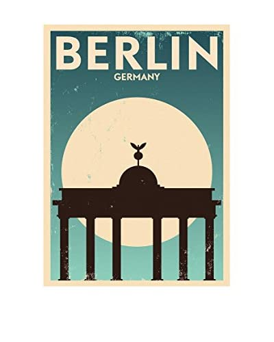 Really Nice Dingen canvas picture Berlin