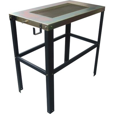 Discover Bargain Northern Industrial Welders Welding Table - 36in.L x 20in.W x 35in.H