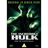 The Incredible Hulk: the Original TV Pilot [DVD]by The Incredible Hulk