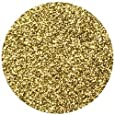 Martha Stewart 32176 2-Ounce Acrylic Glitter Paint, Florentine Gold