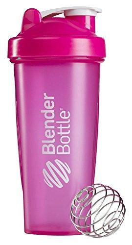 Blenderbottle Classic Shaker Bottle, 28-Ounce, Pink/Pink