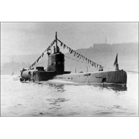 Sebastopol:  Soviet Submarine