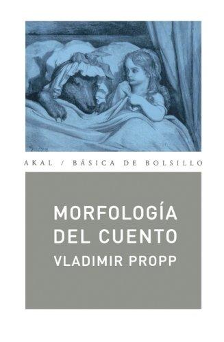 Morfología del cuento (Básica de Bolsillo)