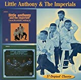 Little Anthony & the Imperials I'm on the Outside (Looking In)/Goin' Out of My Head