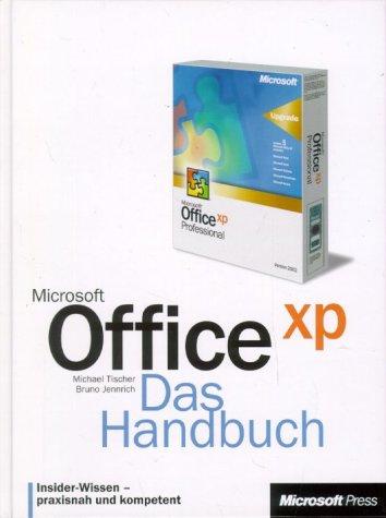Microsoft Office XP - Das Handbuch - user manual - German