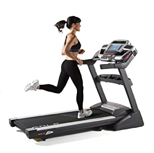 Sole Fitness F85 Treadmill with service centres all over India available at Amazon for Rs.116000