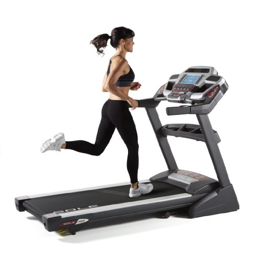Sole Fitness F85 Folding Treadmill front-259830